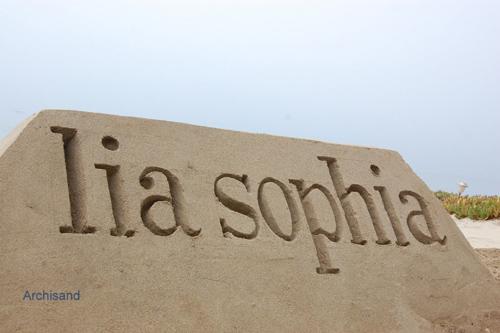 Lia Sophia Sandcastle